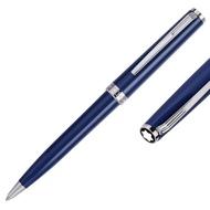 (全新)MONTBLANC萬寶龍 PIX鉑金夾 原子筆(藍)