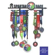 斯巴達障礙路跑獎牌架   Spartan Race Medal Hanger