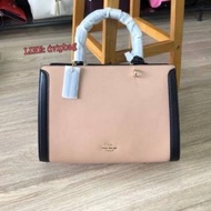 COACH F68294 ZOE CARRYALL IN COLORBLOCK แท้💯%