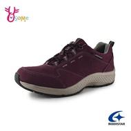 Moonstar月星日本防水機能鞋系列 成人女款 健走鞋 休閒鞋 登山鞋 J9604#紫色◆OSOME奧森鞋業