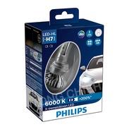 PHILIPS X-treme Ultinon LED H7 頭燈兩入裝(正公司貨)