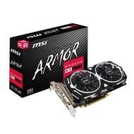 MSI Radeon RX 570 ARMOR 4G OC (Gaming虎)顯卡
