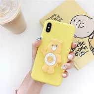 For Oppo R9 Plus Silicone Case OPPO R9S Plus 3D Cartoon Casing oppo r11 plus oppo r11s plus Soft TPU Cover