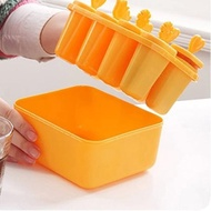 8 Squares Popsicle Popsicle Molds Ice Cream Popsicle Molds Popsicle Popsicle Molds Sg6