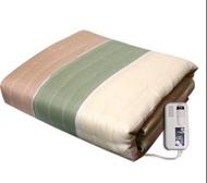 韓國甲珍 單人 / 雙人恒溫電毯 / 電熱毯 KR3800-T / KR-3800-T (花色隨機出貨)