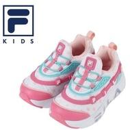 FILA KIDS Fila Kids Decorated LED Pink/Beige Shoes