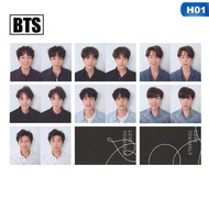 7Pcs/Set KPOP BTS Bangtan Boys Love Yourself Album Photo Card Photocard Gift H01