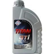 福斯 Fuchs TITAN GT1 PRO 5W30 C3 長效全合成機油 汽柴油引擎機油 XTL精煉技術