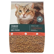 (READY STOCK!)7KG ORIGINAL TESCO CAT FOOD ADULT CAT COMPLETE DRY FOOD TESCO ASSORTED FLAVOUR