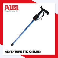 AIBI Adventure Stick [Blue] [Built in Pedometer] [Great for rehab exercise]