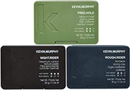 Kevin Murphy Night Rider, Rough Rider & Free Hold Styling Paste 1.1 Oz each