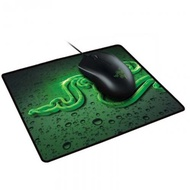 『限量』雷蛇 Razer Abyssus 地獄狂蛇 2000dpi 送重裝甲蟲小鼠墊速度版 有線滑鼠 電競滑鼠 比賽專用