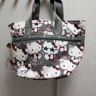 Lesportsac & kitty聯名手提袋