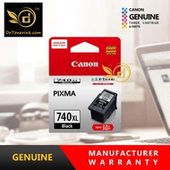 Genuine Original Ink Canon FINE PG-740XL (14ML) - PG740XL / PG 740 XL HIGH YIELD - PIXMA - MG2170 / 2270 / 3170 / 3570 / 3670 / 4170 / 4270 / MX377 / 397 / 437 / 457 / 477 / 517 / 527 / 537 - by DrToner