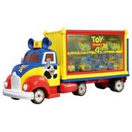 【日本TOMICA】TS4玩具總動員收納車 DS13362(不含小車TAKARA TOMY  夢幻迪士尼)