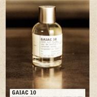 Le Labo GAIAC10 全新50ml 日本限定香味