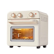 【High Capacity】Air Fryer Oven Integrated Machine Air Fryer Oven Integrated Machine Small Household Air Multifunctional Baking Air Fryer Toaster Oven