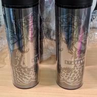 全新現貨 星巴克杯子 西雅圖星巴克 派克市場 保溫杯 隨行杯 杯 送禮