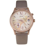 Orient Women Ballerina Collection Date Automatic Watch DM01001Y