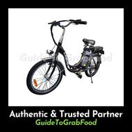 Eco Drive Ebike (LTA approved)