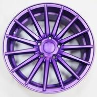 改裝鋼圈輪胎黑色熏黑可撕輪子改色透明噴膜全身車身汽車輪轂噴漆