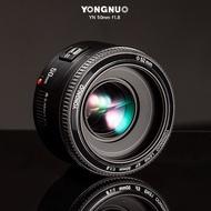 三重☆大人氣☆ 永諾 YN 50mm F1.8 鏡頭 for CANON