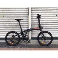 Camp Victor 9 -- Shimano Altus 1 x 9  -- Hydraulic Brake -- Folding Bike -- Basikal Lipat