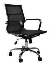 Sheldon Ergonomic Stylish Executive Office Mesh Chair (Black)