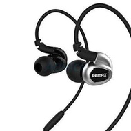 REMAX Bluetooth Headset (RB-S8) Black