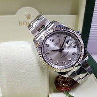 ☆ROLEX勞力士 盒卡齊全 勞力士保固中錶 蠔式116334 原廠十鑽面✢#$♤☆☊▼ *●◆~ @***