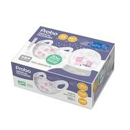 【博寶兒】 醫療防護口罩 兒童3D 30入/盒 佩佩豬 ( 水晶球款 )