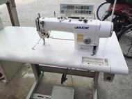 二手九成新電腦平車縫紉機工業電腦縫紉機全套裝八七款三自動家用