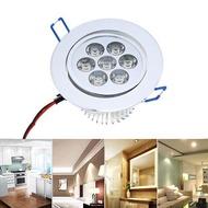 7w Led Downlight Spotlight Down Light 7w Watt 7watt 7mata Ceiling
