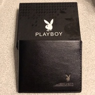 PLAYBOY皮夾 短夾錢包禮盒🎁