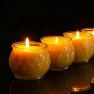 佛具無煙無味酥油燈供佛24小時酥油蠟燭批發佛燈酥油家用供燈 伊衫風尚