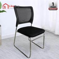 LIKE BUG: BRAX Fully Mesh Medium Back Office Chair With Sturdy Leg