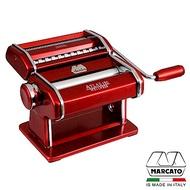 義大利MARCATO 繽紛款可卸式壓製麵機-紅 ATLAS150