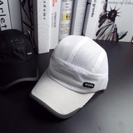 【PS Mall】鴨舌帽棒球帽網眼透氣運動帽(G1010)