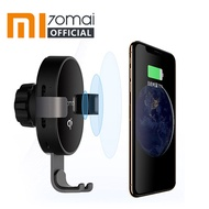 Xiaomi 70mai Qi Car Wireless Charger / Car Phone Holder / Intelligent Sensor Fast for iPhone Xs Max