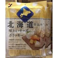 日本 山榮北海道鱈魚起司條135g