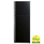 Hitachi RVG450P8MS 2 Door Fridge