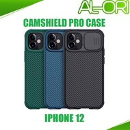 iPhone 12 Pro Max iPhone 12 Pro iPhone 12 Max iPhone 12 Mini ORIGINAL Nillkin Camshield Pro Cover Case