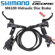 New Shimano Deore M6100 M6000 2 Zuiger M6120 4 Zuiger Rem Mountainbikes Hydraulic disc Mtb Br BL-M6100 Deore brake