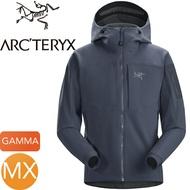 【ARC TERYX 始祖鳥 男 Gamma MX 軟殼外套《蒼鷺灰》】19274/保暖外套