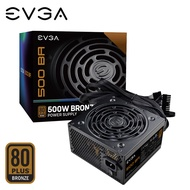 EVGA 500 BA   500W BRONZE POWER SUPPLY