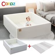 【Caraz】雙11限定 韓國寶寶遊戲城堡圍欄+地墊組合