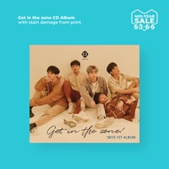 MID-YEAR SALE SB19 CD ALBUM (Stain Damage)
