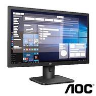 【子震科技】AOC 20E1H(1A1H/1億/5ms/TN)20吋LCD螢幕