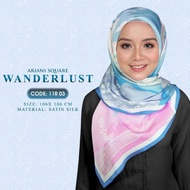 Ariani SQUARE Wanderlust Collection