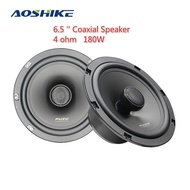 """6.5"""" MAX 180W 4 Ohm Coaxial Car Speaker 2-way Car Mid-bass Tweeter Audio Speaker Subwoofer 12V PZ-6503C For Car Modified"""
